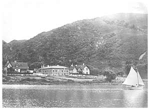 history-cable bay station nelson